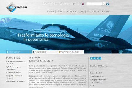 Vitrociset torna in Italia: Di Murro compra la società di Crociani