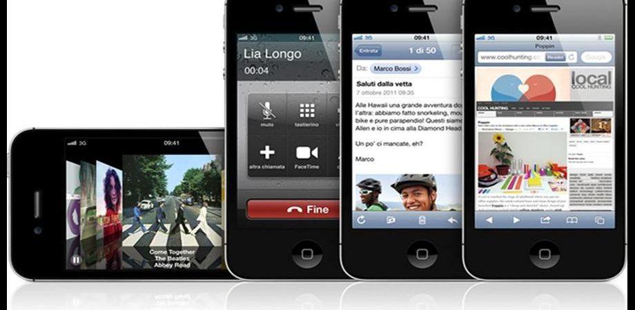 IPhone 4S, da oggi finalmente aperti gli ordini in Italia. Nei negozi a partire dal 28 ottobre