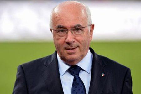 Figc, Tavecchio si dimette da presidente