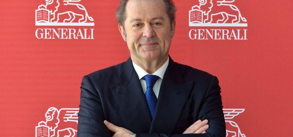 """Donnet: """"Generali nella storia, siamo una start up di 200 anni"""""""