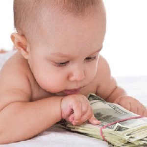 Bonus bebè rinnovato per tre anni