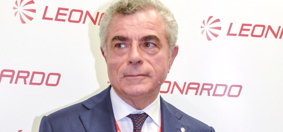 Leonardo: a Moretti indennità per 9,4 milioni