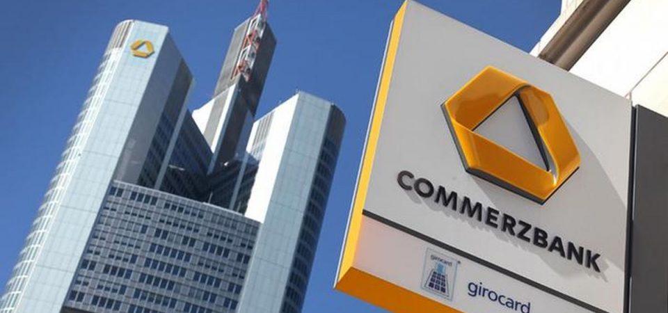 Commerzbank, in arrivo 9.600 tagli