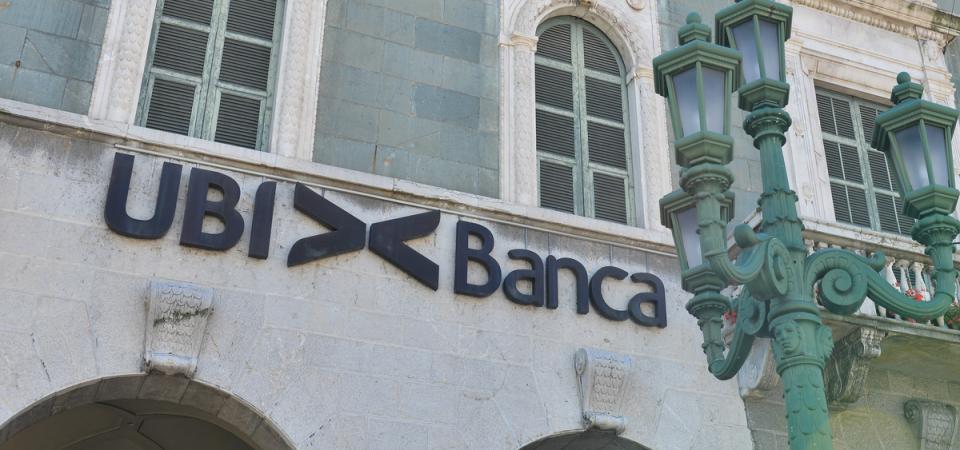 Ubi: oltre 1.500 esuberi nelle Good Bank
