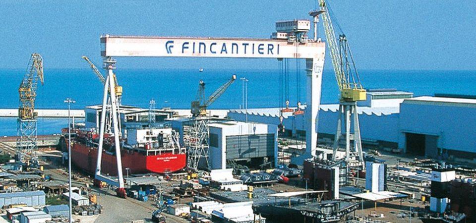 Fincantieri-Stx: oggi summit tra Italia e Francia per il polo della cantieristica
