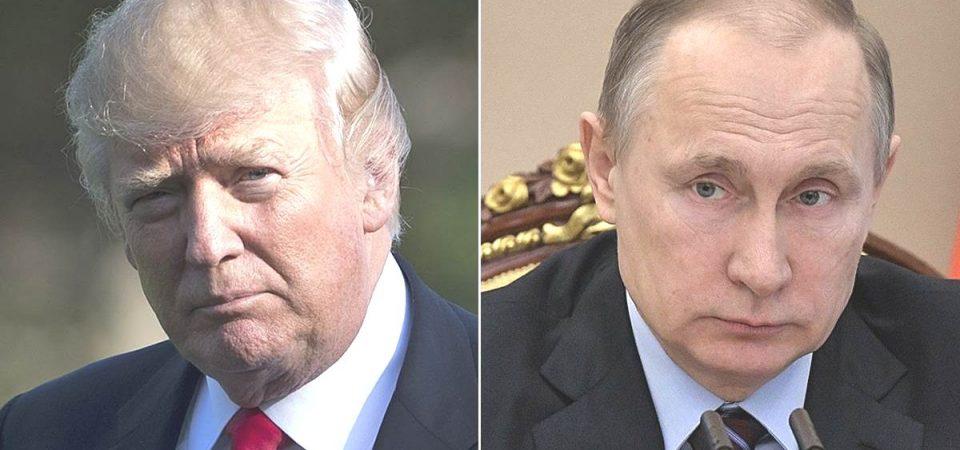 Trump-Putin intesa per tregua in Siria