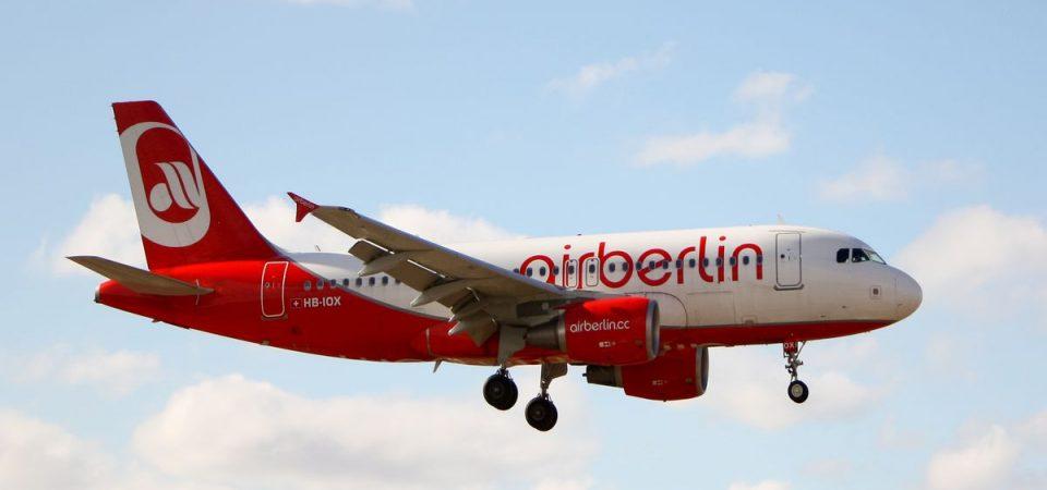 Air Berlin, piloti in rivolta contro Etihad: 70 voli cancellati
