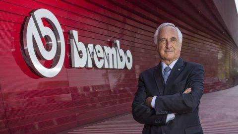 Brembo: in crescita utile e margine, balzo in Borsa
