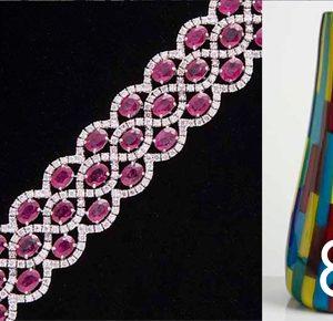 Arte, design, gioielli per l'asta natalizia di Porro & C