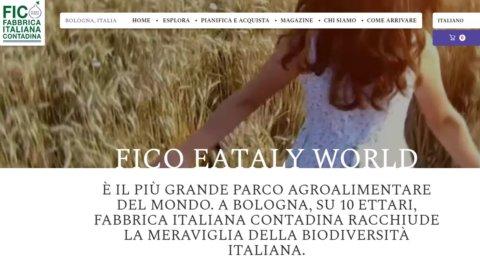 """""""Fico, Eataly World"""": la Disneyworld del cibo apre a Bologna"""