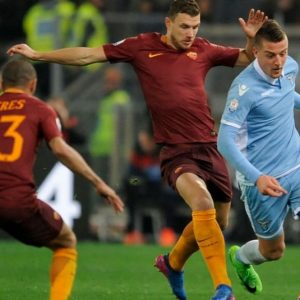 Roma-Lazio, derby della capitale per l'alta classifica