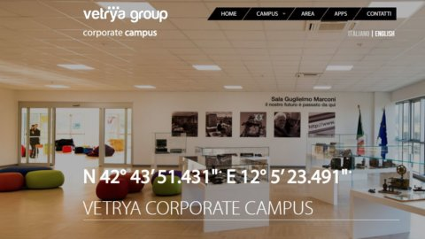 Vetrya amplia il corporate campus in Umbria