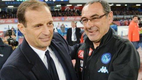 Juve e Napoli corrono verso la sfida scudetto