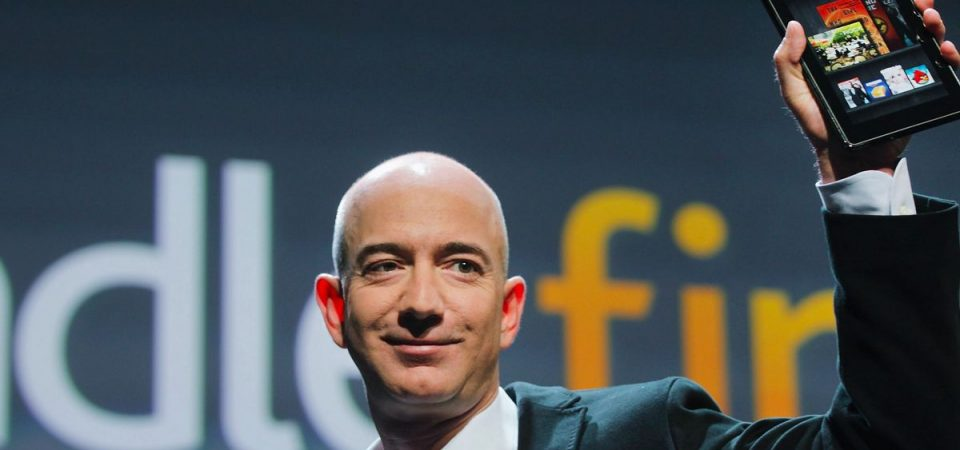 Kindle è l'anima di Amazon: parla Jeff Bezos
