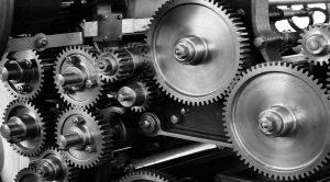 L'industria e i suoi ingranaggi