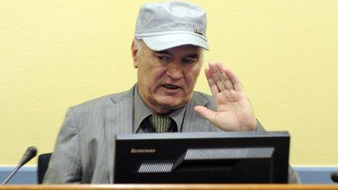 Srebrenica: la belva Mladic condannato a ergastolo