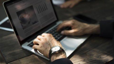 Servizi pubblici: in Europa metà sono già online