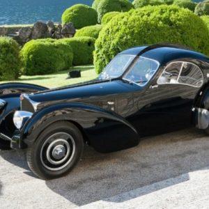 Auto da collezione: Bugatti, che passione. La sua storia