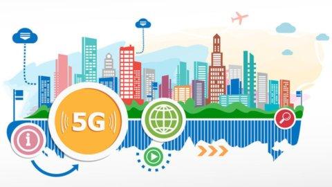 5G, cinque offerte per l'asta delle frequenze