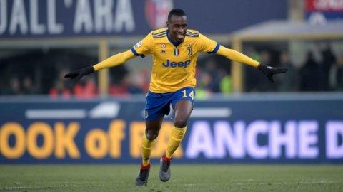 La Juve rivede il paradiso, il Milan torna all'inferno