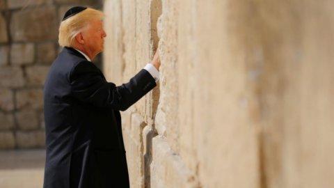 Trump e Gerusalemme capitale, una mossa unilaterale che scatena violenze
