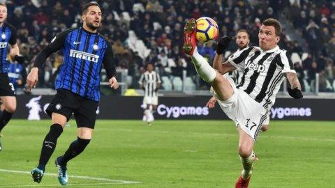La Juve attacca ma l'Inter resiste: nel derby d'Italia è solo pari