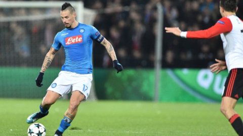 Il Napoli punta al primato, la Roma a salire, il Milan a risorgere
