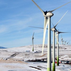 Enel Green Power costruisce il suo primo parco eolico in Russia