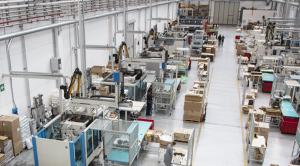 Impianto di produzione Cromaplast