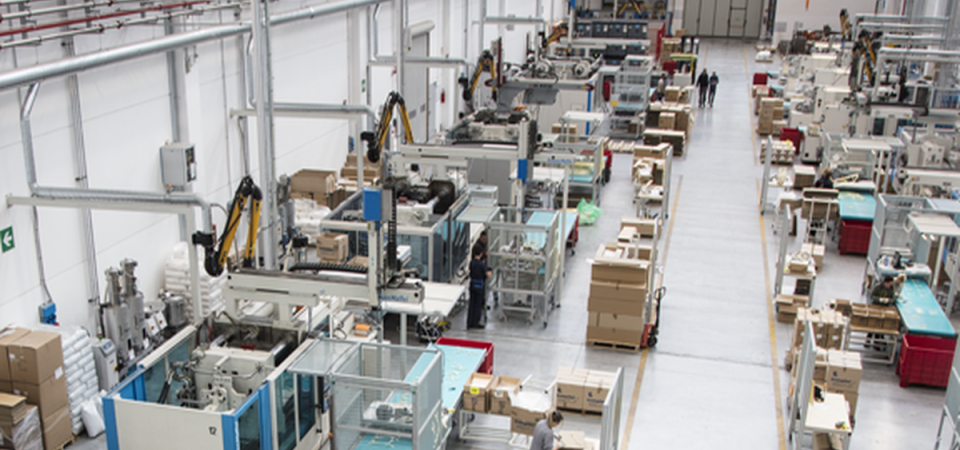 Industria 4.0: in 2 aree industriali su 3 connessione lumaca