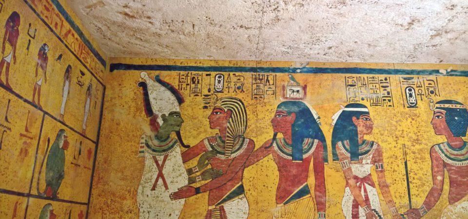 Vacanze di Natale con i Faraoni