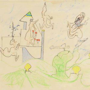 La storia dell'arte contemporanea é passata da Villa Iolas