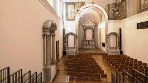 Treviso, Fondazione Benetton restaura San Teonisto e ne fa un luogo di cultura