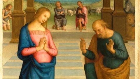 Adorazione dei pastori, il capolavorodel Perugino in mostra a Milano