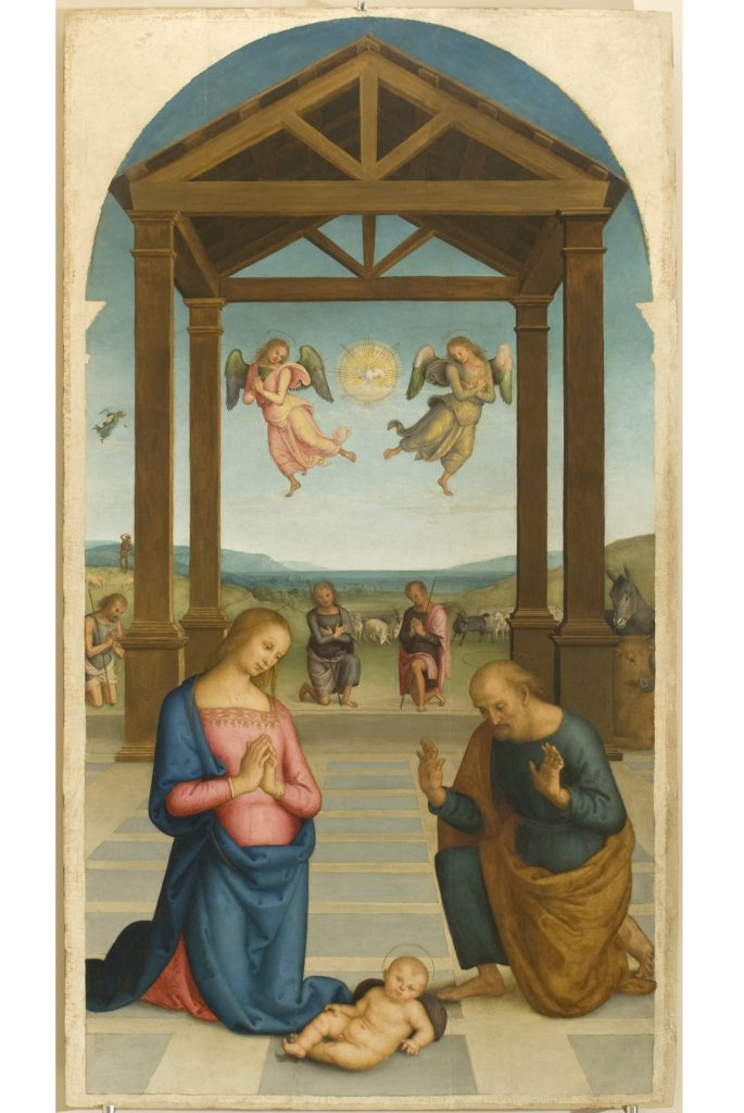 Dipinto Perugino