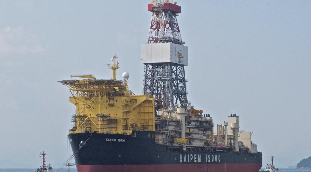 Imbarcazione Saipem 12000 Drillship