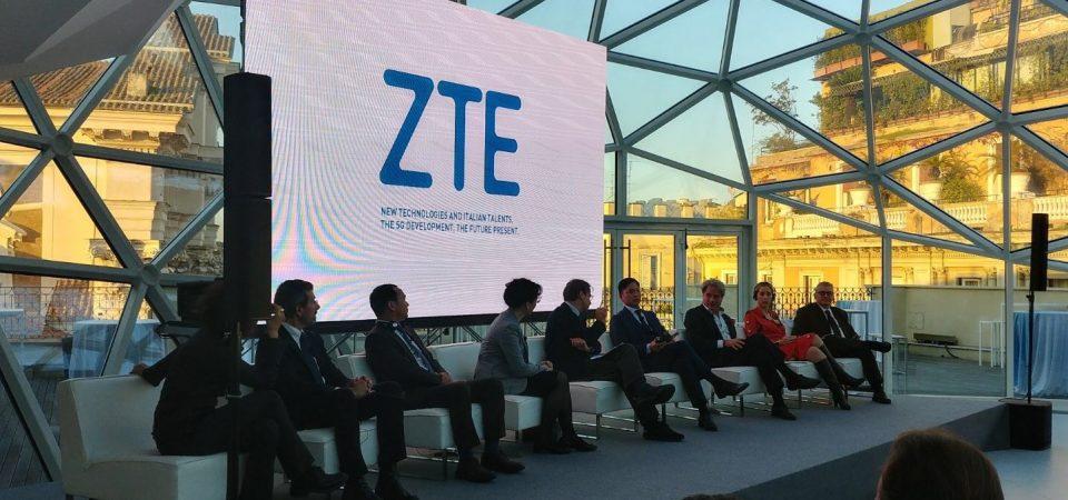 """Tlc, Zte investe sull'Italia: """"Il 5G ridisegnerà il futuro del Paese"""""""