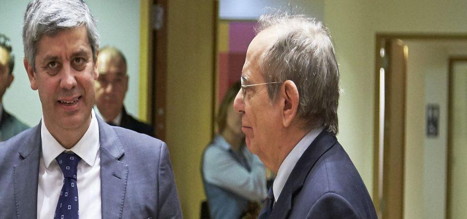 Eurogruppo, il portoghese Centeno nuovo presidente