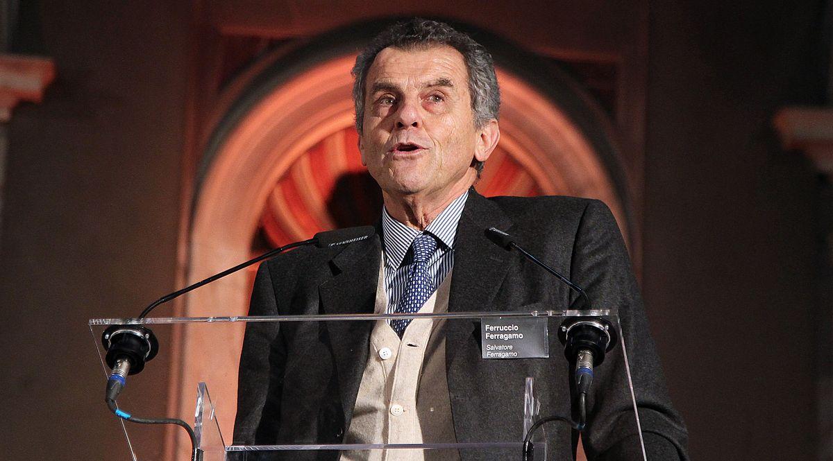 Ferruccio Ferragamo presidente Salvatore Ferragamo
