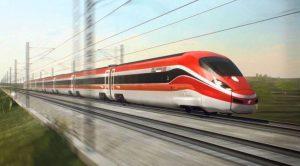 Trenitalia, Frecciarossa, treni