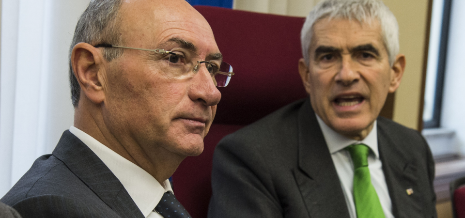 """Ghizzoni: """"Boschi mi chiese di Etruria, ma non fece pressioni"""""""