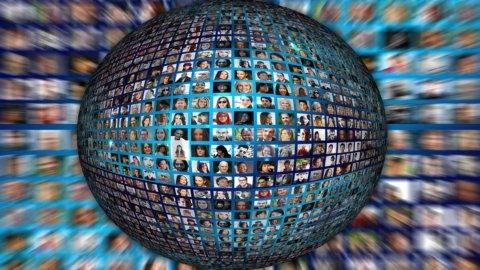 Tech globalizzazione e social network