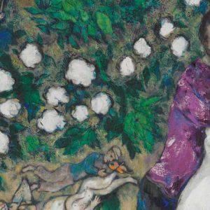 Arte, Marc Chagall in 130 anni: 1887-2017
