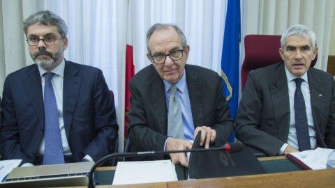 Commissione Banche, salta l'accordo su relazione unitaria