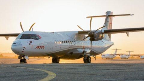 Atr torna in Usa con 20 aerei, ordini triplicati nel 2017