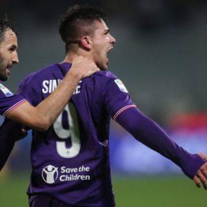 L'Inter non vince più: beffardo pari a Firenze. Il Milan contro il Crotone di Zenga