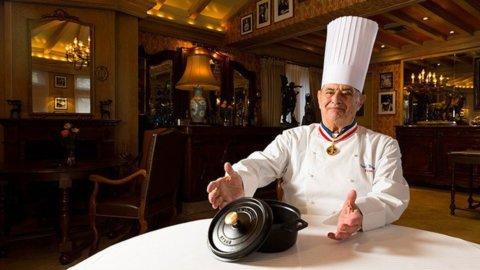 E' morto Paul Bocuse, padre della cucina francese