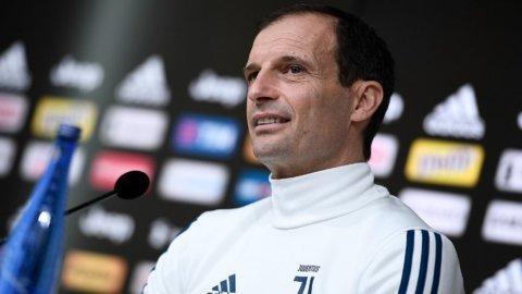 Juve, prove di Champions ma occhio al Frosinone