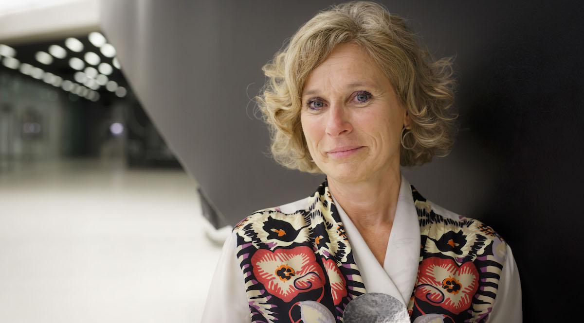 Giovanna Melandri presidente della Fondazione Maxxi