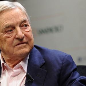 """Soros a Davos: """"Facebook e Google hanno i giorni contati"""""""